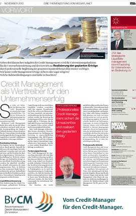 Cash & Credit Management